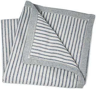 WILD BABY Large Oversized Denim Baby Blanket 47