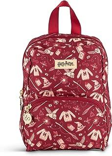 JuJuBe x Harry Potter Petite Kid's Backpack | Lightweight Backpack with Adjustable Straps, Casual Bookbag, Travel Friendly Bag | Hogwarts Essentials