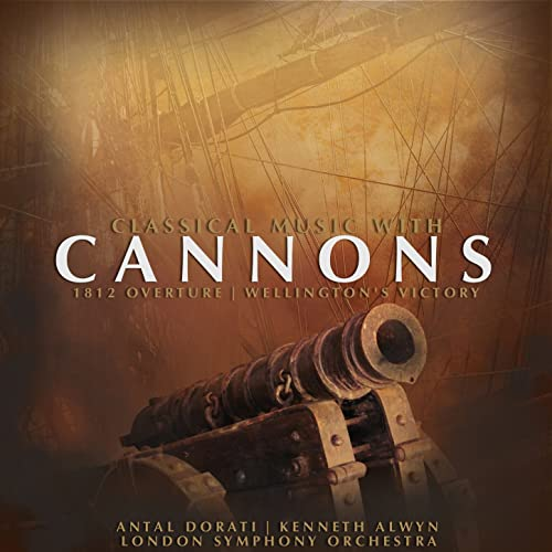Classical Music with Cannons by Various artists on Amazon Music