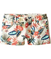 Roxy Kids - Passing Afternoon Shorts (Big Kids)