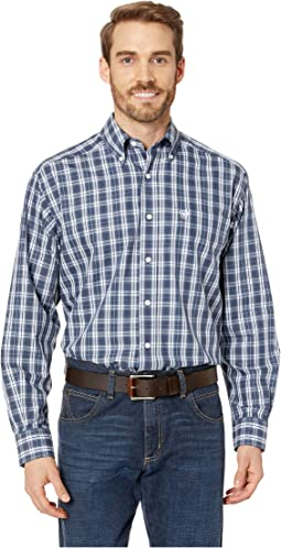 Zender Plaid Shirt