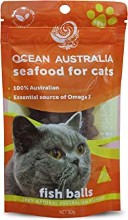 Fish Balls Seafood for Cats (Treats) 50g