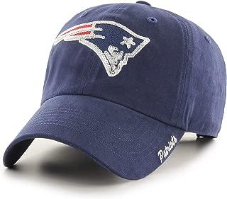 NFL Women's OTS Team Color Sparkle Challenger Adjustable Hat
