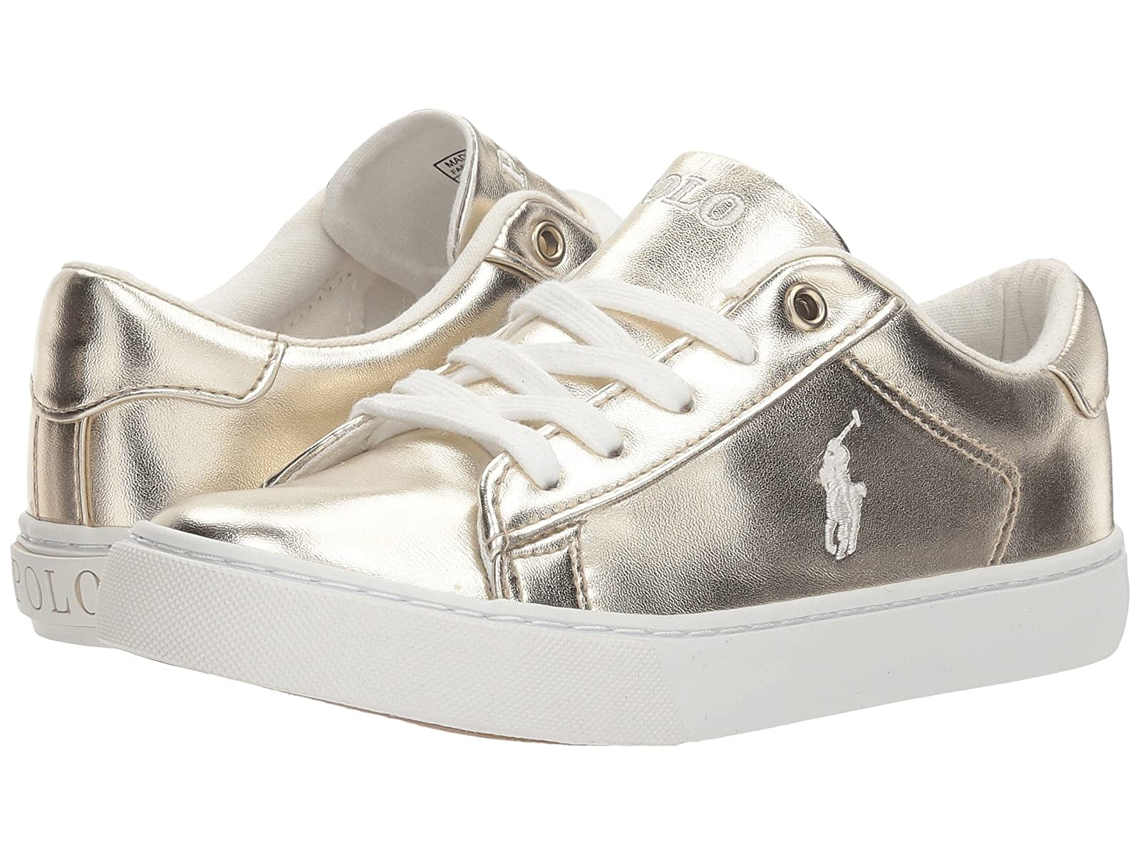 Polo Ralph Lauren Kids Easten (Little Kid)Atmospheric grades have affordable shoes