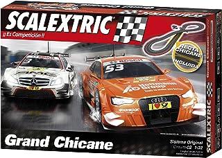 Scalextric - C2 Grand Chicane, Circuito en Forma de 8 (