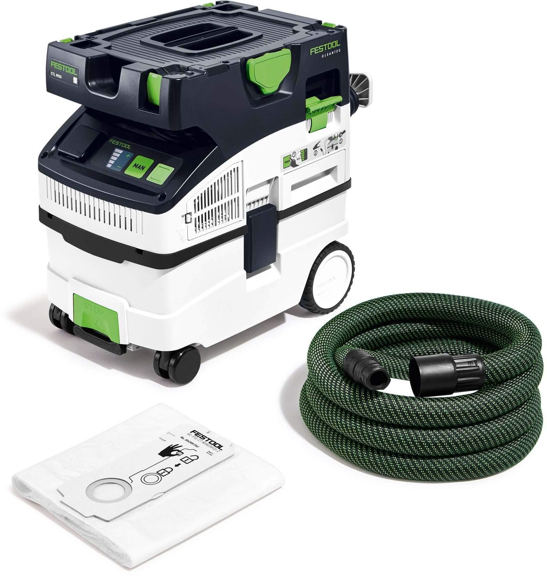 Festool 574837 Midi Bluetooth Extractor