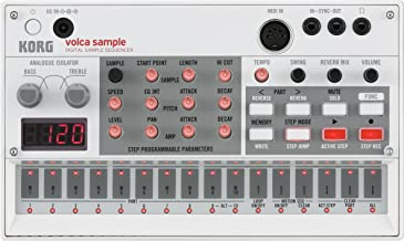 Korg Amplifier Part (VOLCASAMPLE)