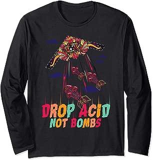 drop love not bombs t shirt