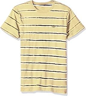 Men's Warped Stripe Vintage Wash T-Shirt
