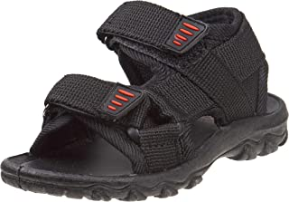 Boys Double Strap Sandals with Rugged Sole