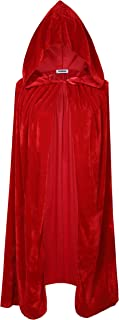 Red Cape Outfit
