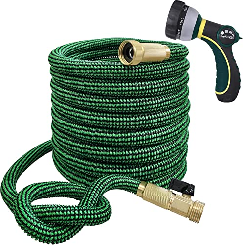 TheFitLife-Flexible-and-Expandable-Garden-Hose