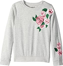 Garden Pullover Sweatshirt (Big Kids)