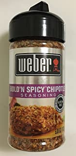 Weber Bold 'n Spicy Chipotle Seasoning - 1 of 5 oz