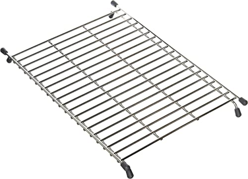 """popular BLANCO 233530 Stainless Steel Floating Sink Grid (Ikon) Accessory, 14.63"""" L x 10"""" discount W outlet online sale x 0.88"""" H online"""