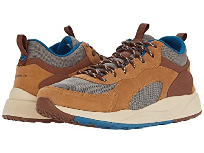 Columbia Pivottm Mid Waterproof (Wet Sand/Phoenix Blue) Men