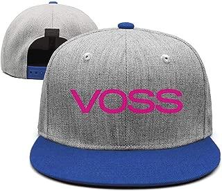 UONDLWHER Adjustable Unisex Voss-Sparkling-Water- Cap Twill Strapback Hat