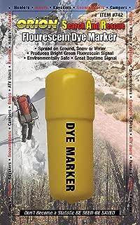 dye marker distress signal