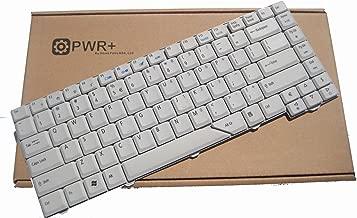 PWR+ Laptop Keyboard for Acer Aspire 4210 4220 4310 4315 4320 4510 4520 4710 4720 4910 4920 5220 5310 5315 5320 5235 5535 5520 5710 5715 5720 5910 5920 5930 6920; P/N PK1301K0100 9J.N5982.61D NSK-H361D MP-07A23U4-XXX NSK-H3V1D V072146AS1 K010536A1 MP-07A23U4-442 002-07A23L-A01 PK1301K0200 NSK-H3E01-US MP-07A23U4-XXX AEZD1R00110 KB.INT00.036