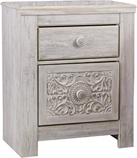 Signature Design by Ashley Paxberry Nightstand, White Wash