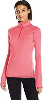 Best half zip pullover women's pink Reviews
