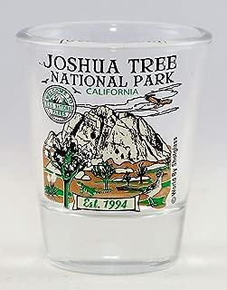Joshua Tree California National Park Series Collection Shot Glass