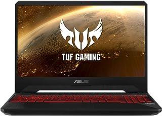 """ASUS TUF Gaming FX505GD-BQ326T - Portátil Gaming de 15.6"""" FullHD (Intel Core i7-8750H, 8GB RAM, 1TB HDD + 16GB Optane, NVI..."""
