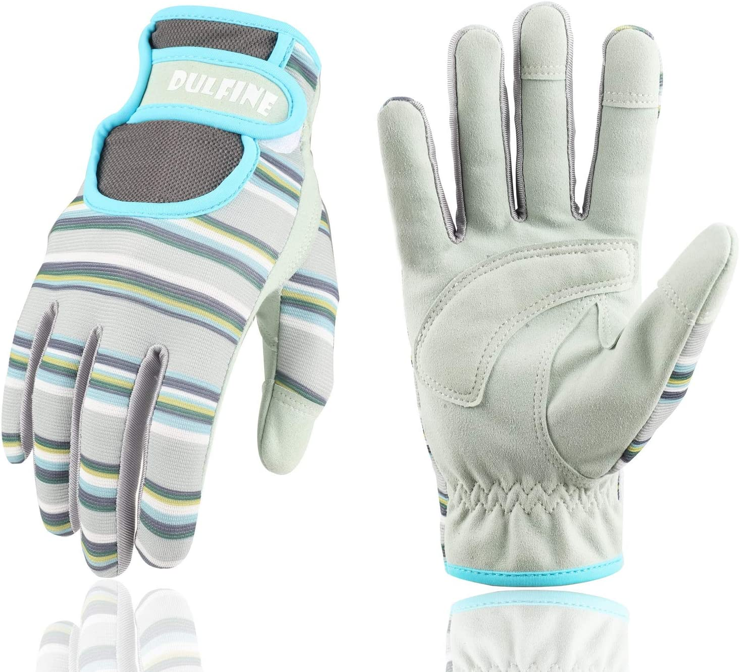 High Performance Women Garden Gloves Max 88% OFF Durable Synthetic Leather a Ranking TOP3