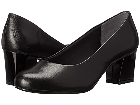 Dress Black Candela Trotters Patent Leather Kid Soft LeatherBlack OFTfq