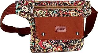 Baosha Frauen Bauchtasche Gürteltasche Hüfttasche für Laufen, Reisen, Wandern, Sport YB-03 Mehrfarbig