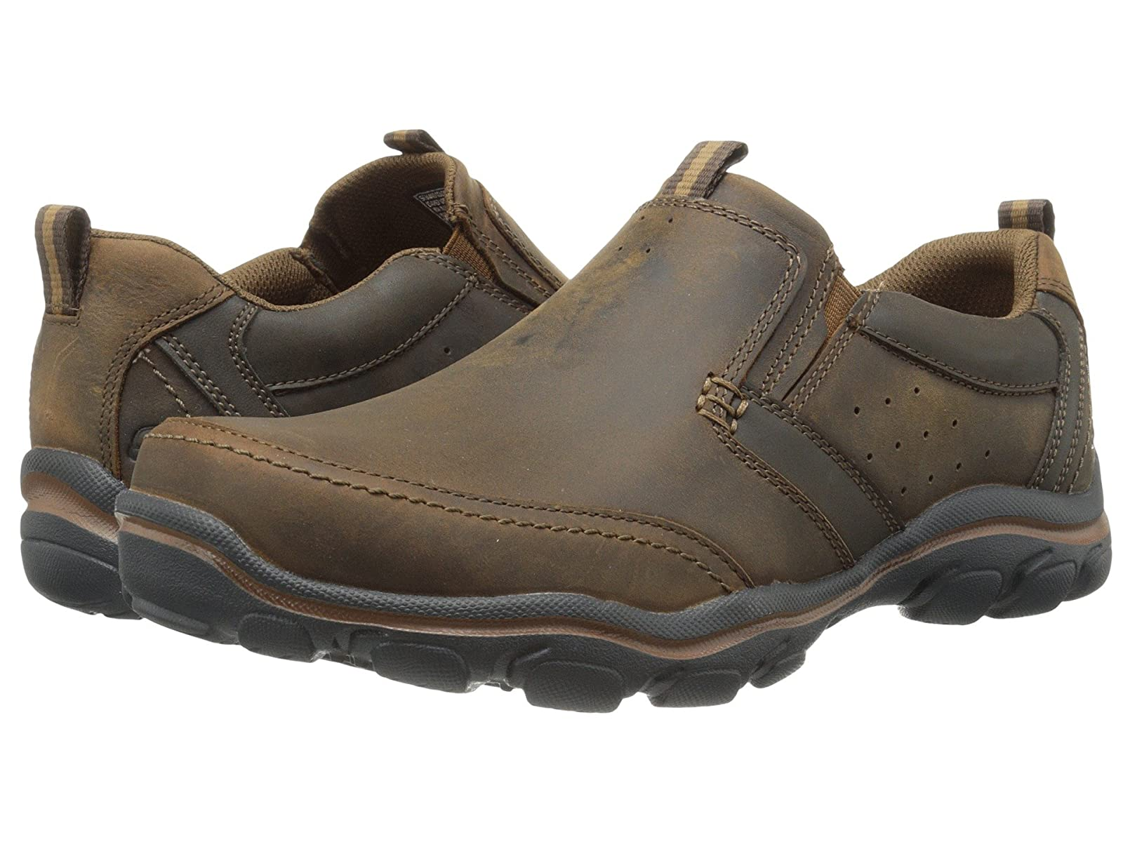 SKECHERS Relaxed Fit®: Montz - DeventCheap and distinctive eye-catching shoes