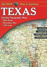 Texas Atlas & Gazetteer