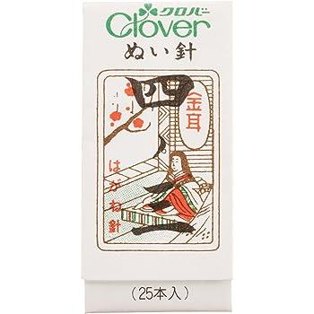 Clover N-金耳針 四ノ三 25本入り 12-220