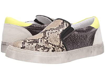 STEVEN NEW YORK Addis (White Multi Snake) Women