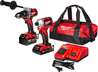 MILWAUKEE M18 Brushless Hammer Drill/