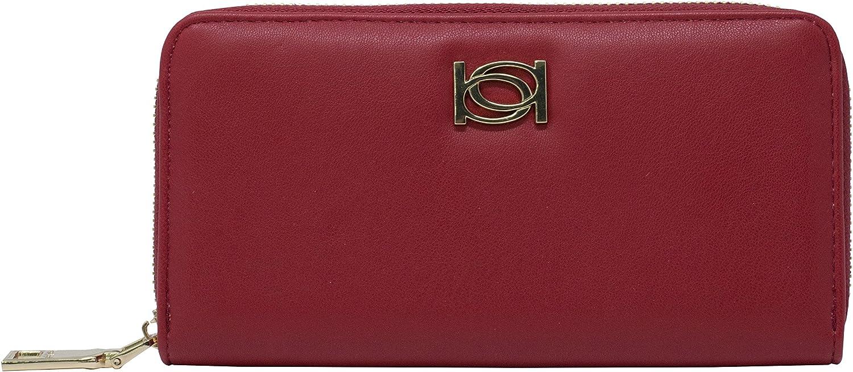 Bebe Olivia Zip Around Wallet