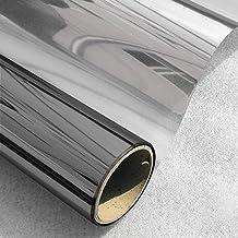Window Film Solar Reflective Window Tint No Glue Static Cling Self Adhesive Decoration Heat Insulation One Way Daytime Pri...