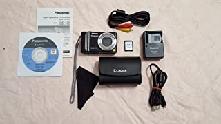 Panasonic LUMIX DMC-ZS6 12.1 MP DIGITAL CAMERA BLACK - 3.0