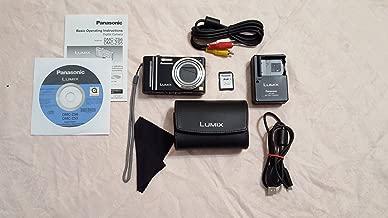 Panasonic LUMIX DMC-ZS6 12.1 MP DIGITAL CAMERA BLACK - 3.0