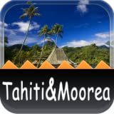 Tahiti and Moorea Islands Offline Map Travel Guide (Kindle Tablet Edition)