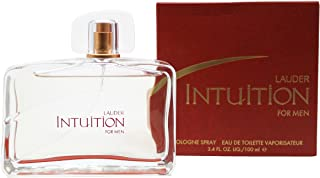 Estee Lauder Intuition For Men Cologne Spray 3.3 Oz Intuition For Men/Estee Lauder Cologne Spray 3.3 Oz (M)