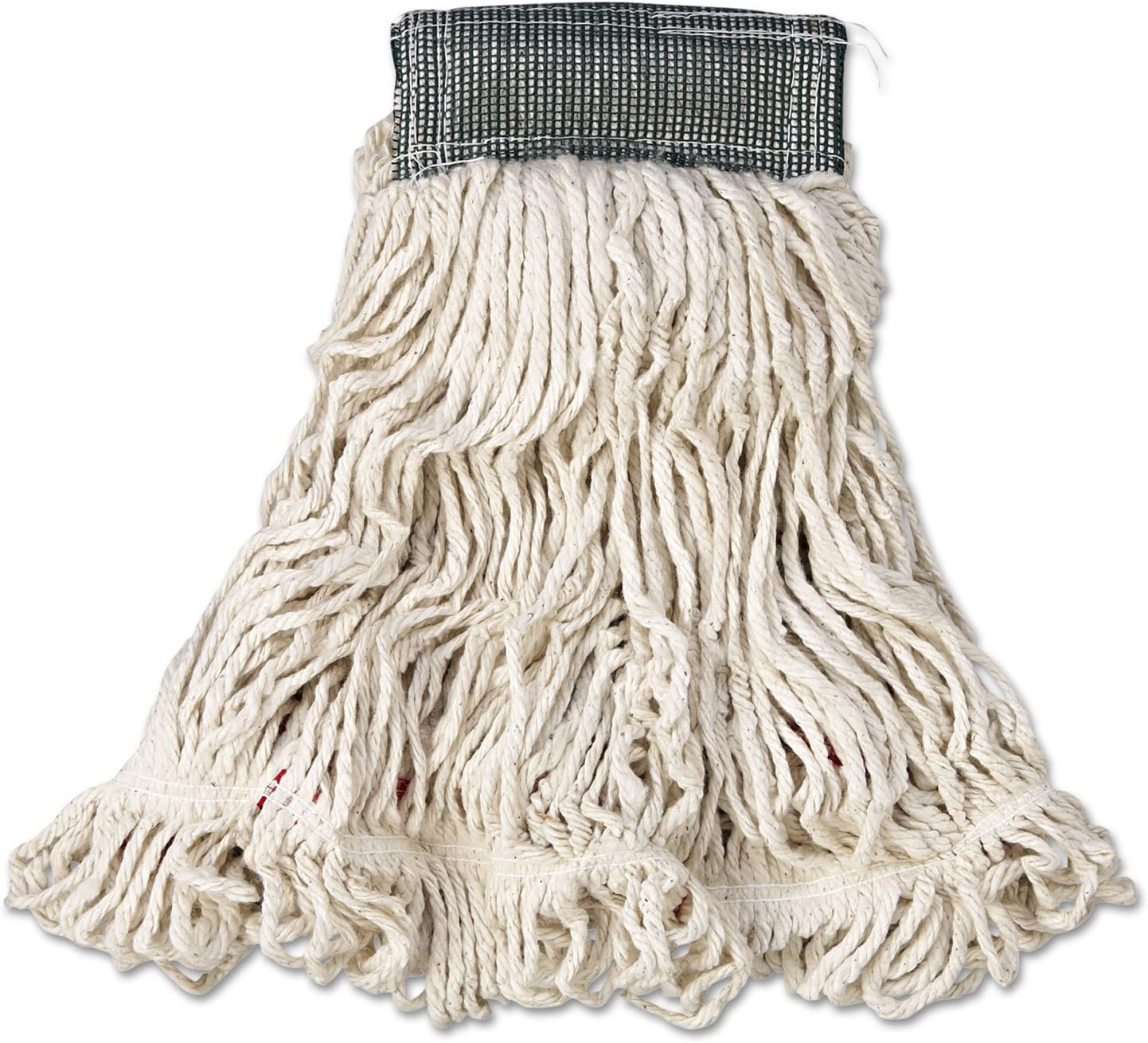 RUBBERMAIDCOMMERCIAL A152WHI Cash special price Year-end annual account Web Foot Cotton Synthetic Mop Wet