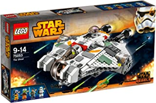 LEGO Star WarsTM Rebels The Ghost Starfighter w/ 4 Minifigures   75053