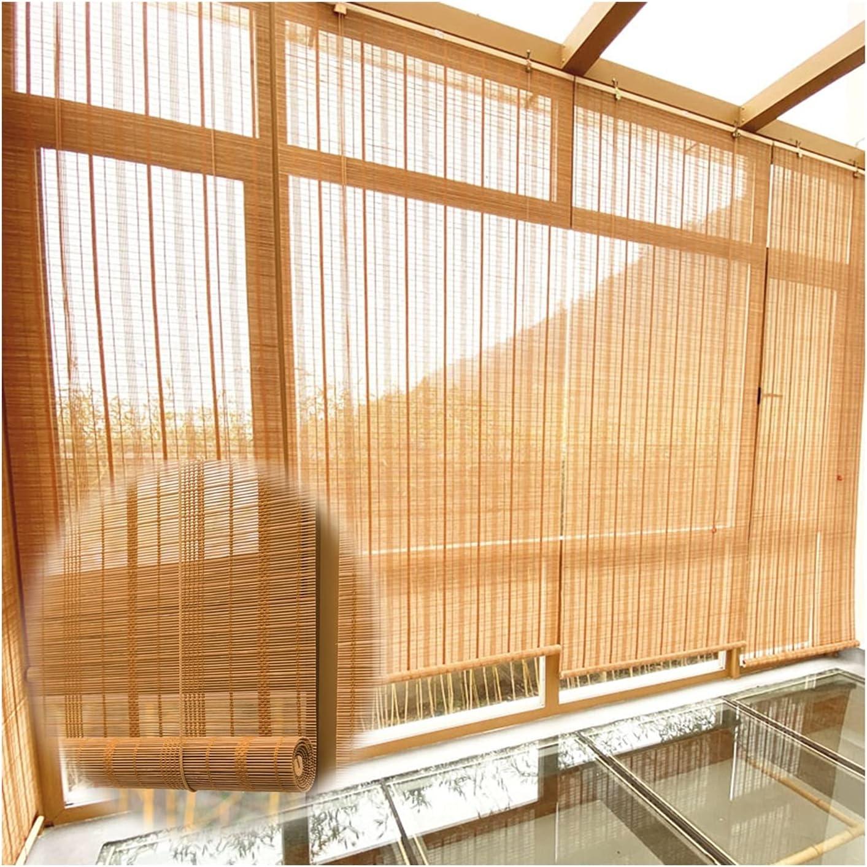 LM-Coat rack XINGLL Natural Bamboo Retro Blinds L Super intense SALE Roller Window Super intense SALE