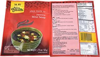 Asian Home Gourmet: Japanese Miso Soup (Pack of 12) by Asian Home Gourmet