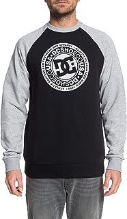 DC Men's Circle Star Sweatshirt