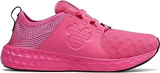 (ニューバランス) New Balance 靴?シューズ キッズランニング Cruz Sport Disney Pink ピンク US 10.5 (17.5cm)
