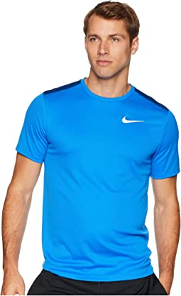 Run Top Short Sleeve