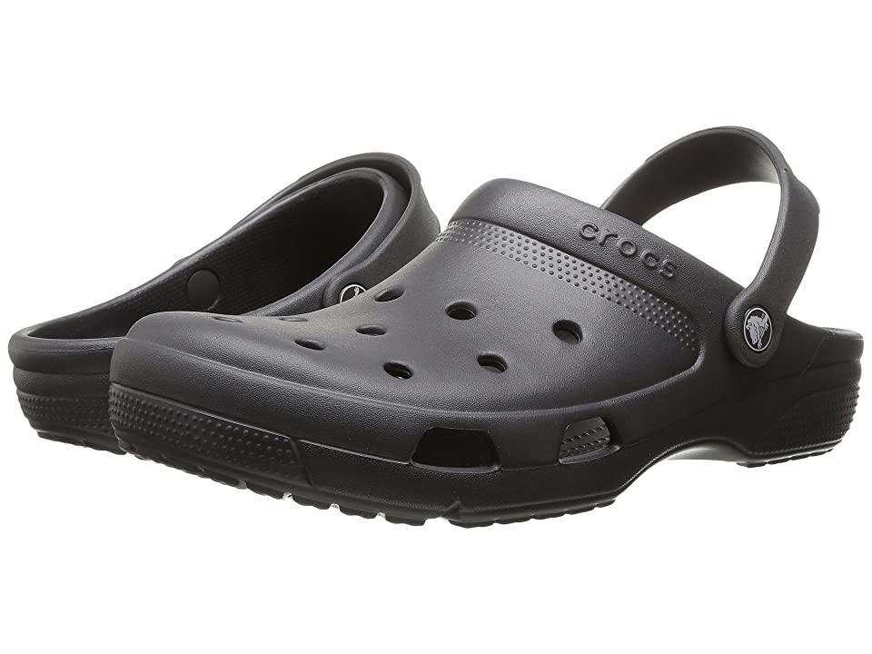 Crocs Coast Clog (Graphite) Shoes