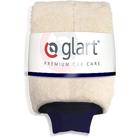 Gant en Microfibre Glart pour le lavage de Voiture avec shampooing: une toile de polissage ou un chiffon en Microfibre , mieux qu'une éponge de lavage de Voiture; pour la Voiture, la moto.